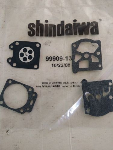 Shindaiwa 99909-137 Diaphragm Kit for 357 360 377 Chainsaw